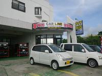 CAR LINE 店舗地図