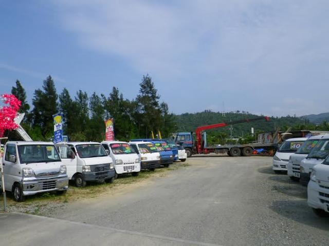 写真:沖縄 名護市しずか自動車販売 店舗詳細