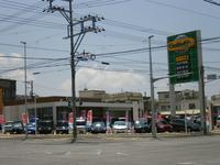 沖縄の中古車販売店 ガリバー コザ十字路店
