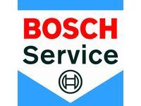 この看板が目印です。  ドイツBOSCH社提携サービスショップなので、安心してご利用ください!