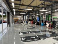 BOSCHの診断機を設備しておりますので、アフターサービスもバッチリです!!(国土交通省認証工場)