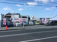 読谷村波平にオープンしました!トラストオートです★人気の軽自動車〜常用車まで多数取り扱っております。
