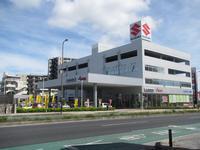 スズキ自販沖縄の新本社社屋が国道58号線沿い浦添市牧港に堂々OPENしました!!