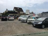 第一展示場にも展示しておりますが、沖縄市高原、泡瀬そば工場近くにも第二展示場が御座います!