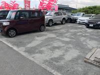 駐車スペースもしっかり完備しておりますので、いつでもご来店下さい♪