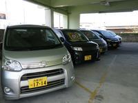 購入後の県内本島どこでも無料納車出張サービス実施中です。 車両購入クレジットカード全ブランドOK!