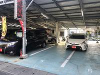 駐車場も完備しております!