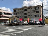 沖縄の中古車販売店 ガレージサクシード