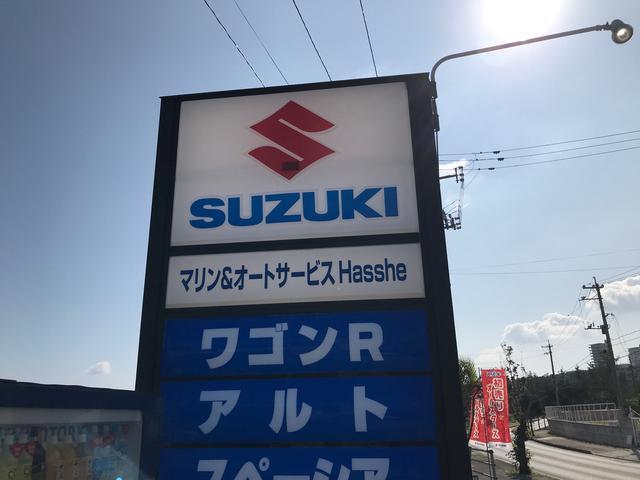 スズキ新車取り扱い店となります。新車ご購入の方もメンテナンスのご要望承ります!