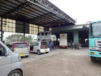鈑金・塗装・修理・整備・工場完備