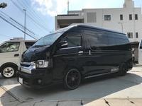 「全ては沖縄のハイエースユーザーの為に」  皆様のご来店、お待ちしております!!