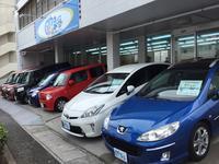 品質重視で厳選された展示車。国産車・輸入車の中古車を数多く取り揃えてます!ご来店お待ちしております。