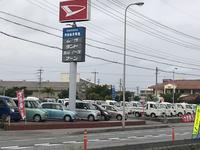 読谷のゆんた市場近くにあります♪軽トラック多数そろえております。