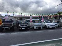 沖縄東中学校裏門側(プール側)にオープン♪高年式軽自動車からお買い得車両までご用意しております!