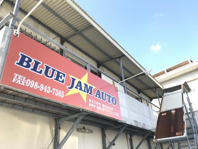 BLUE JAM AUTO(4枚目)