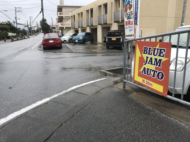 BLUE JAM AUTO(6枚目)