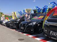 うるま市高江洲にオープン致しました!ガレージ∞です! 全車、本土仕入・無事故車です!!品質良好!