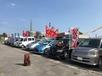 沖縄の中古車販売店 サシダオート