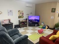 キッズルームも完備☆ テレビも見れますので、ファミリーでお越しください!!