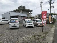 八重瀬町東風平のヨシ自動車です、OPEN記念セール実施中、特選軽自動お探しなら当社にお任せ下さい♪