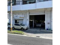 那覇市曙 泊いゆまち近く、ヤマハバイクショップ隣です。