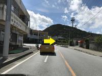 右折して頂くと、伊差川交差点をすぐ右折!