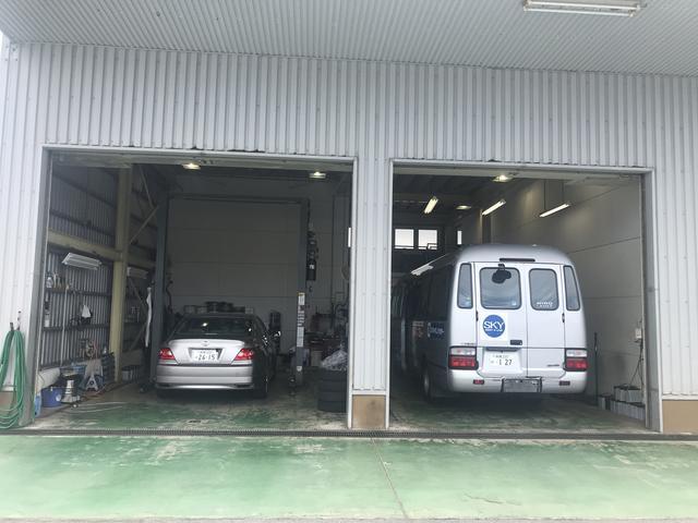 スカイ倶楽部 U-Car豊崎店(6枚目)