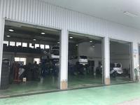 指定工場を完備しておりますので、車検はもちろん各種メンテナンスもお任せください!!