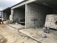 自社工場完備!!整備工場や板金工場も完備しておりますので、納車後もしっかりフォローできます。
