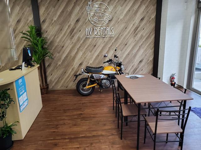 カフェをイメージした明るくキレイな商談スペース!