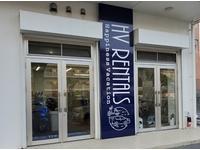 沖縄の中古車販売店 HVレンタルズ