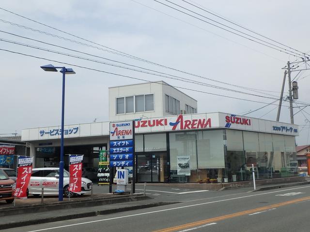 株式会社スズキ自販熊本 スズキアリーナ荒尾の店舗画像