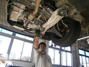 駆動系修理・整備