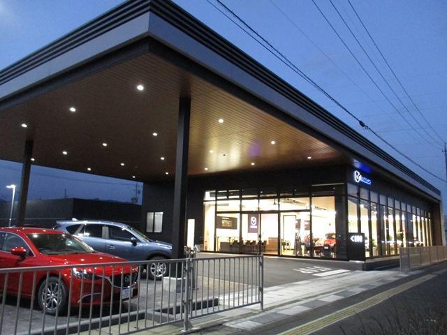 甲信マツダ 篠ノ井店