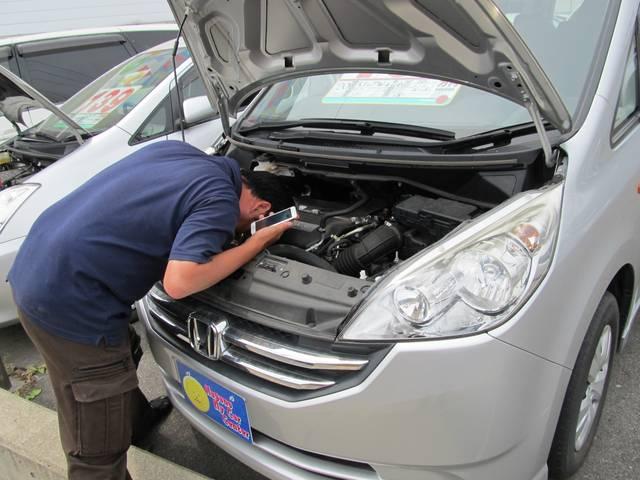 ★Goo鑑定を導入!★第三者機関JAAAの鑑定師が344項目を入念にチェックした車両を展示販売中!