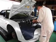 エンジン関連修理・整備も承ります。
