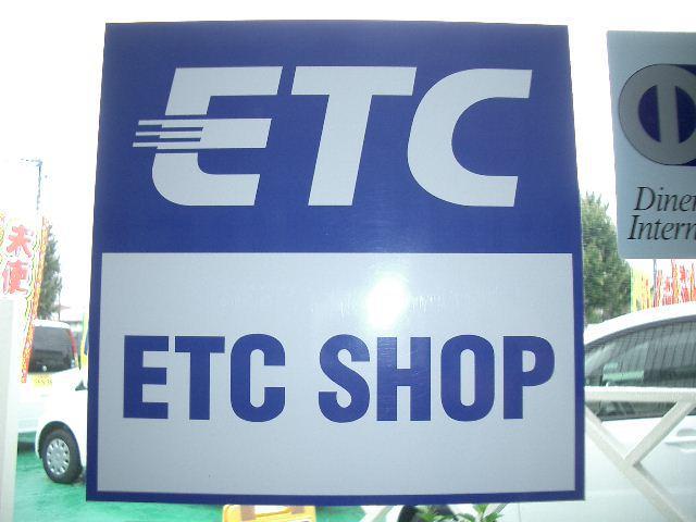 ETCセットアップ店!!