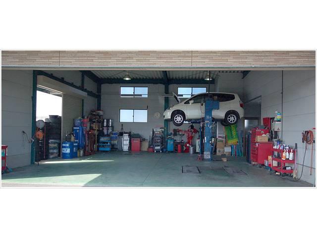 オートガレージウッディでは毎月多くの車検整備を行っております。 ぜひご相談ください!