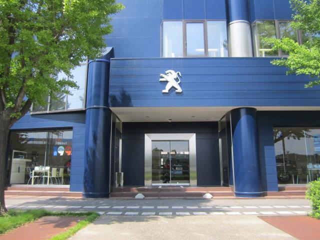 プジョー名古屋 名東 株式会社ホワイトハウス