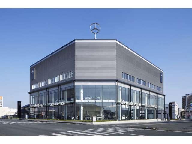 メルセデス・ベンツ浜松和田 サーティファイドカーセンターの店舗画像