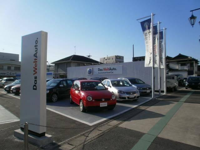 Volkswagen豊田山之手の店舗画像