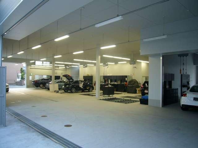 アウディ名古屋西 株式会社ホワイトハウスユーロオートモーティブ(5枚目)
