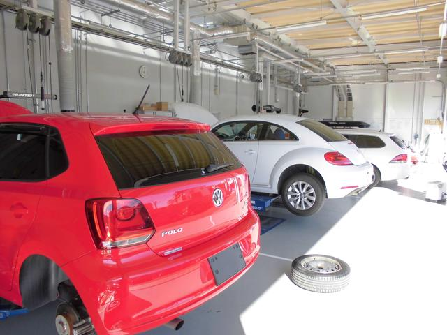 Volkswagen豊明 認定中古車センター (3枚目)