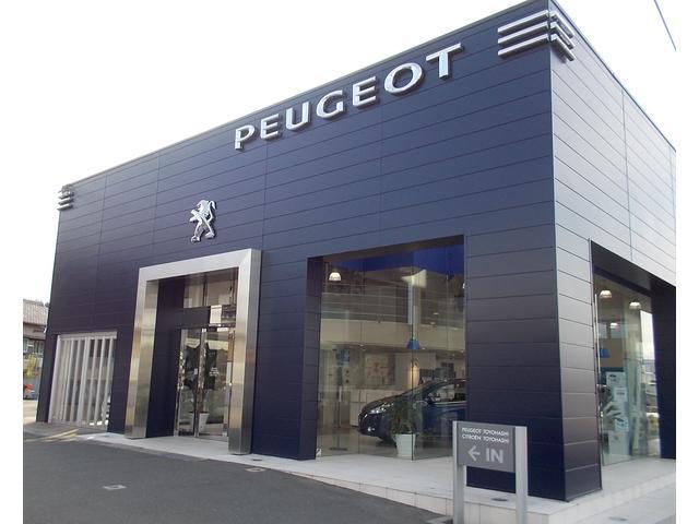 PEUGEOT豊橋の店舗画像