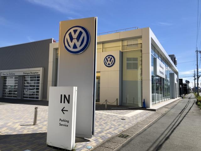 「静岡県」の中古車販売店「Volkswagen浜松認定中古車センター サーラカーズジャパン株式会社」