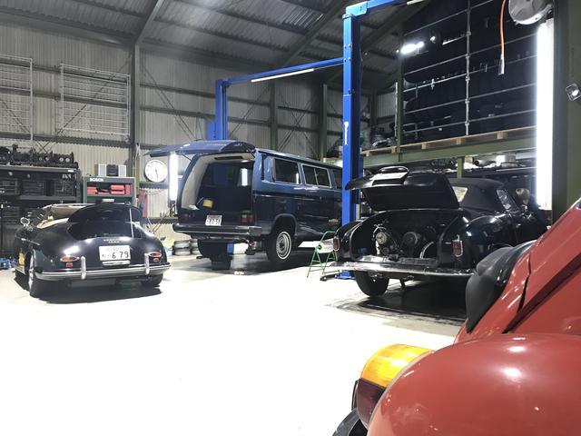 Early Garage アーリーガレージの店舗画像