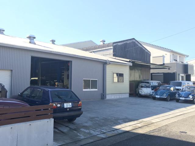 アーリーガレージは、愛知県春日井市にある旧いガレージのCarShopです。
