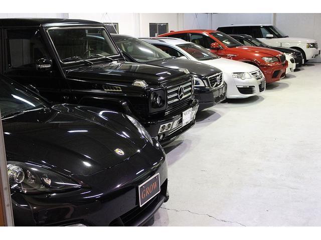 輸入車を中心に中古車販売もしております