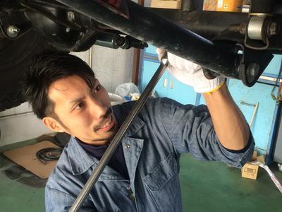 輸入車のプロのドクターがいます。