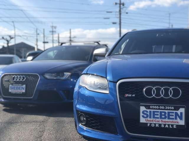 Audi Sport専門店 SIEBEN ズィーヴェン 株式会社トラスト(3枚目)